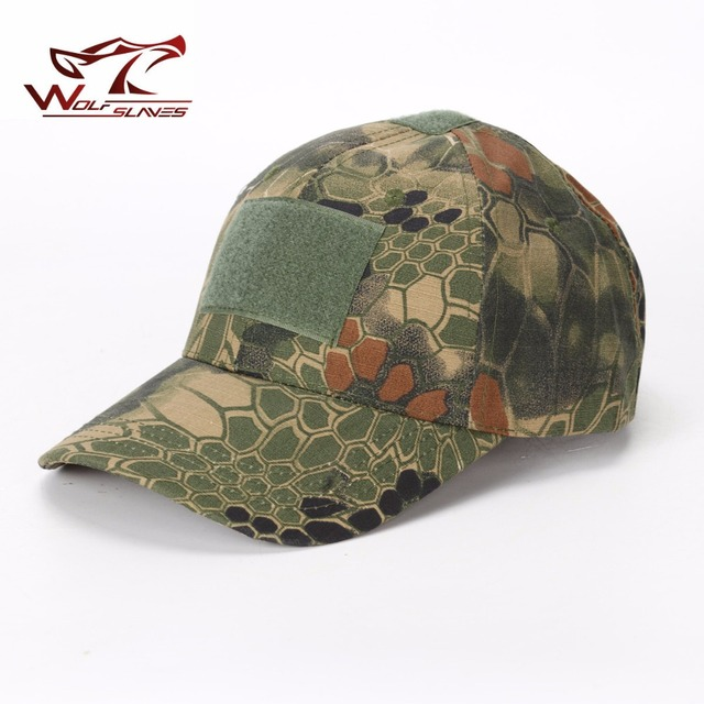 A-TACS FG AU Woodland Marpat Tactical Military Baseball Caps Camouflage Hat  with Hook and Loop 9483a833a6cf