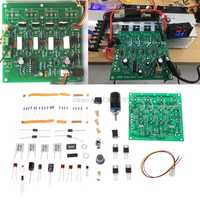 DIY Kits 150W 10A battery capacity tester adjustable constant current electronic load discharge Test