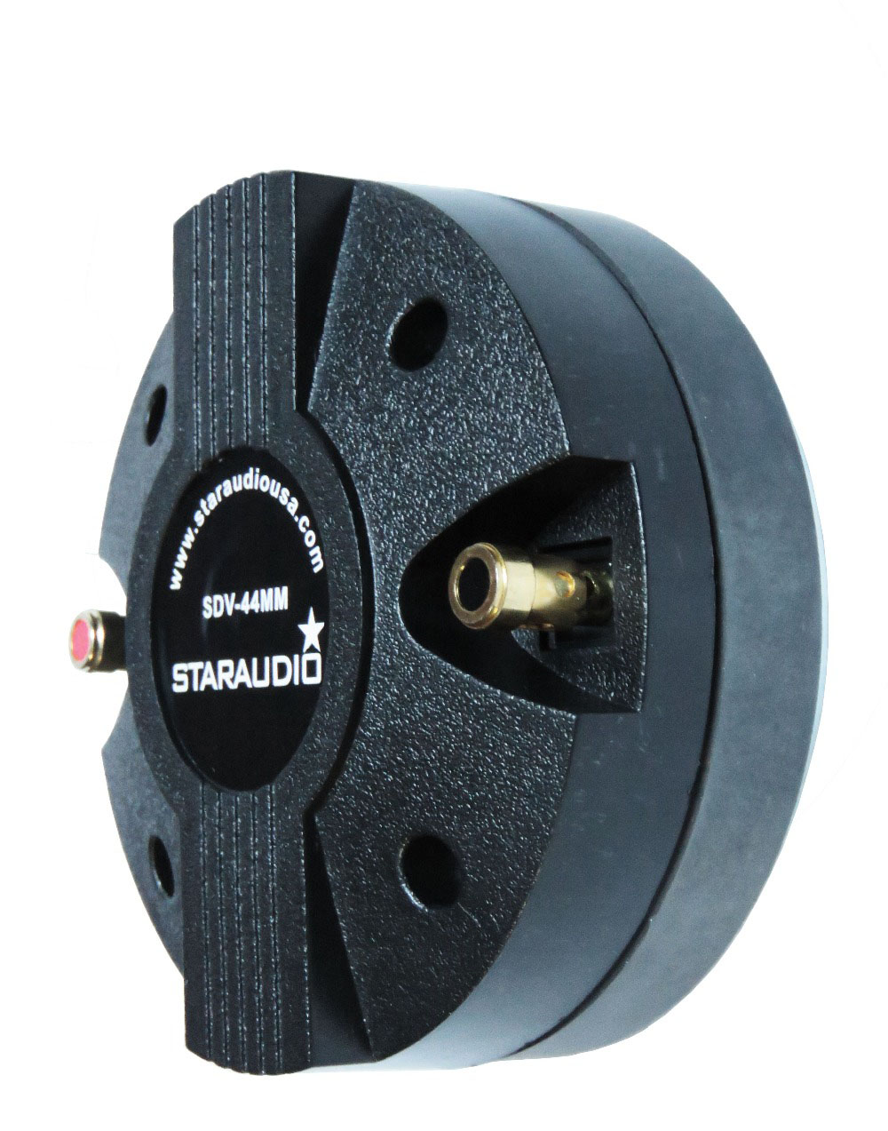 stage pa party speaker 44mm 2400w 1.75 titanium compression screw on Horn Driver Tweeter