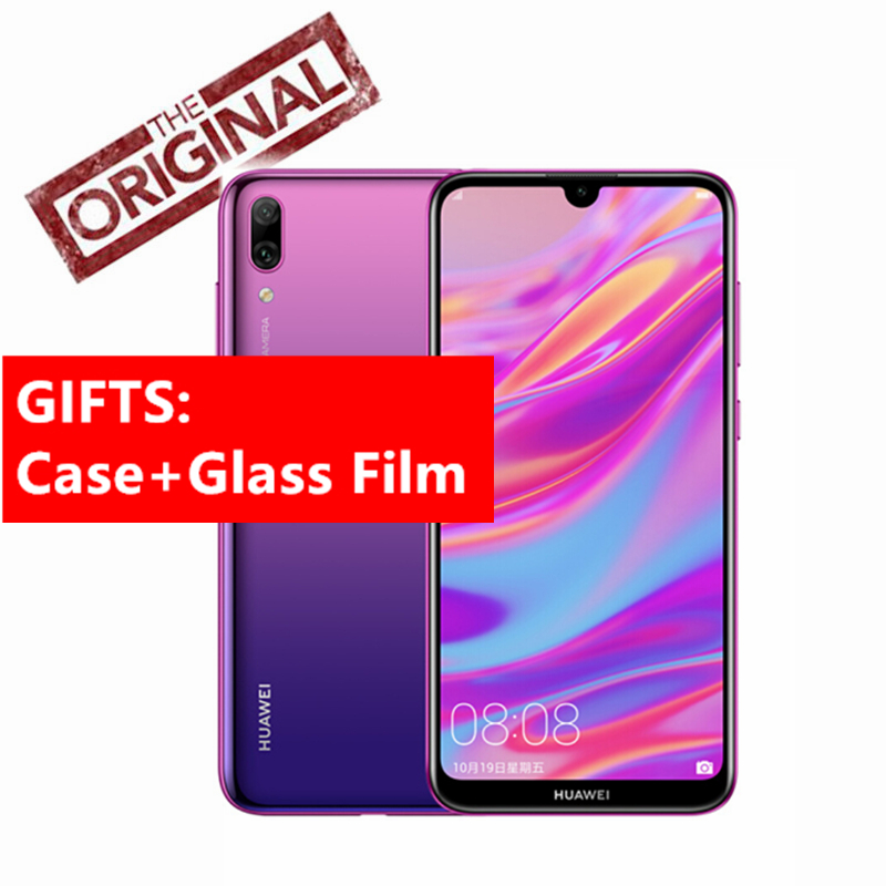 Global Rom Huawei Enjoy 9 Mobile Phone 6 26 inch Android 8 1 Octa Core Smartphone