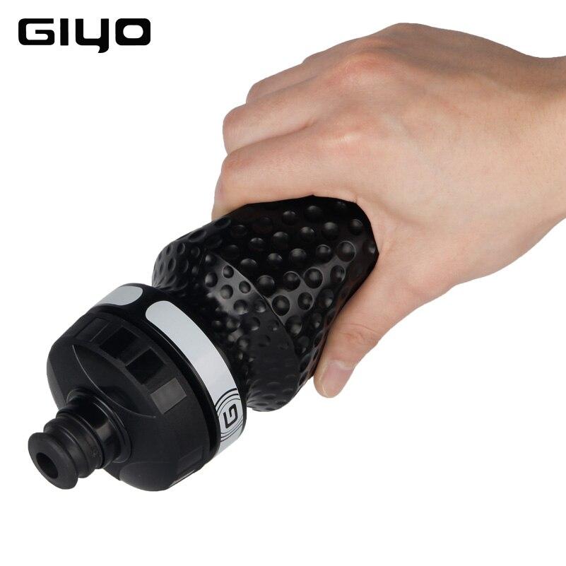 GIYO 600ML Shishe Uji Biçikletash MTB Ciklizëm Ujë Shishe Kampimi - Çiklizmit - Foto 4
