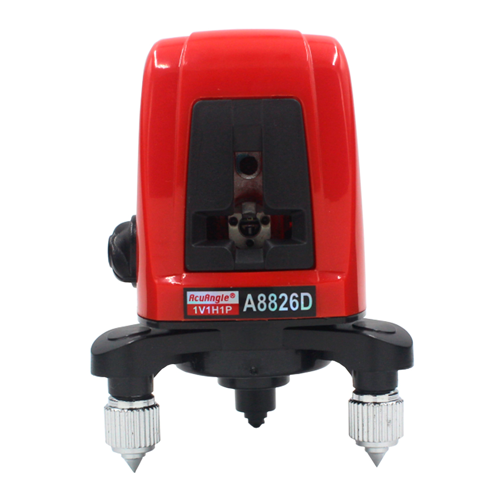 ACUANGLE A8826D 360 Degree Self leveling Laser Level for Horizontal And Vertical Cross Section 8