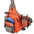 Madbite multifuncional 2016 señuelo de la cintura bolsa de mensajero paquete de paquete de caña de pescar bolsa de pesca frente a la bolsa