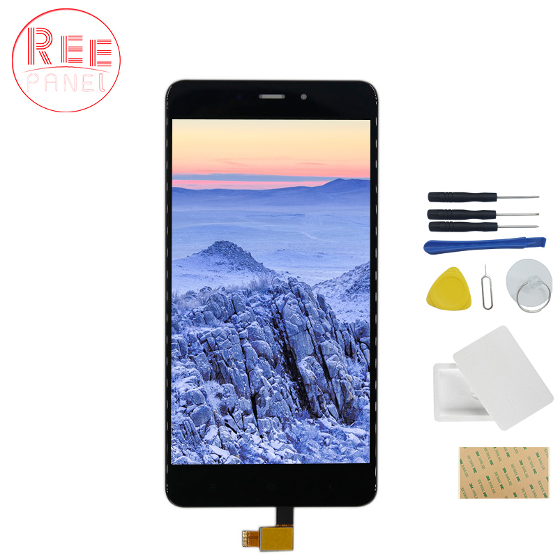 2017 New For Xiaomi Redmi Note 4 LCD Display Touch Screen Replacement For Xiaomi Redmi Note 4 Prime Pro Phone Parts Free Tools
