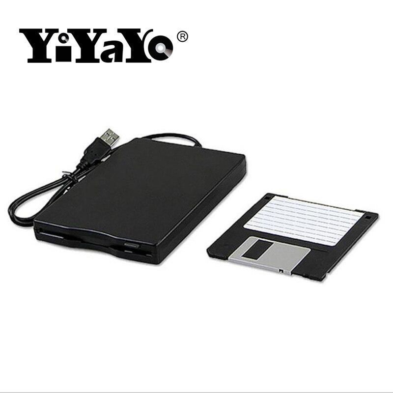 Unidad de disco portátil con disquete externo USB YiYaYo 3.5 1.44 MB - Componentes informáticos - foto 2