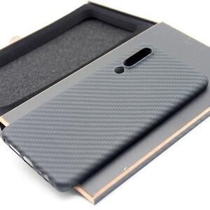 Image 5 - 화웨이 p30 케이스에 대한 고급 탄소 섬유 케이스 화웨이 p30 프로 케이스에 대한 매트 아라미드 섬유 0.7mm 울트라 얇은 매트 전화 커버