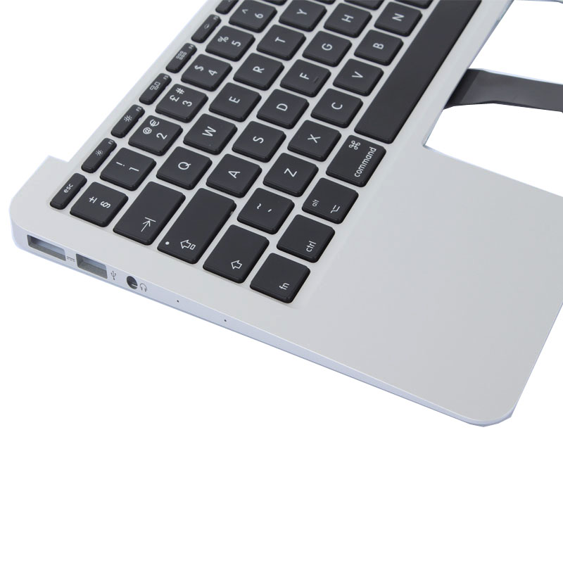 the latest 26937 d3046 Brand New Laptop topcase with keyboard UK For Apple Macbook Air 11''A1465  Topcase C Cover with UK Keyboard 2013 Year-in Replacement Keyboards from ...