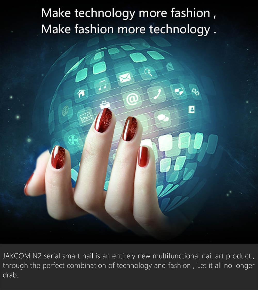 Jakcom N2 Smart Nagel Neue Produkt Von Fixed Wireless Terminals Als ...