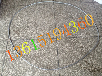 8mm no joint wire rope annular steel wire rope sling with 8 round wire rope rigging 8mm