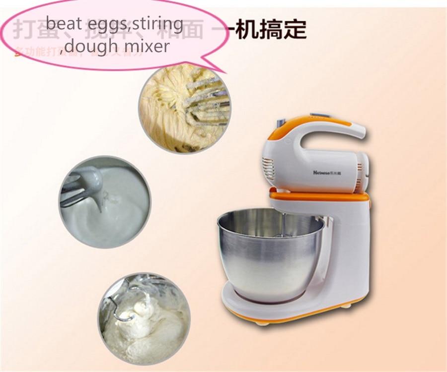 electric PIzza flour egg meat biscuit bread dough mixer industrial dough mixer small spiral dough mixer