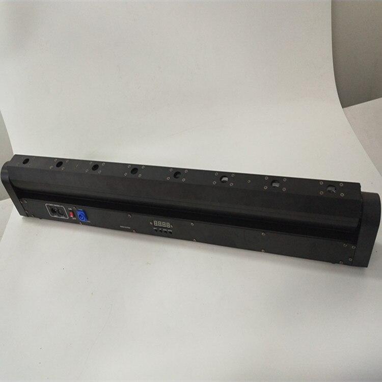 Новая модель 8 глаза красного цвета этап DJ освещения оборудование луч бар лазерный свет