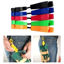zheFanku holder plastic clips AT-1 type Work clamp safety gloves Guard Labor supplies