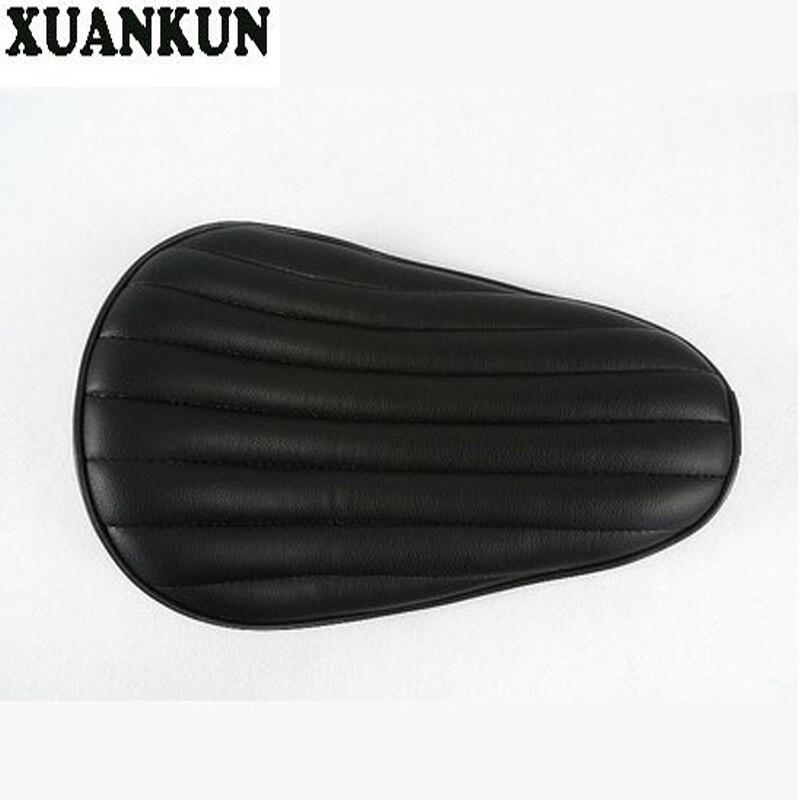 XUANKUN Motorcycle Convertible Cushion Single Hand Seat