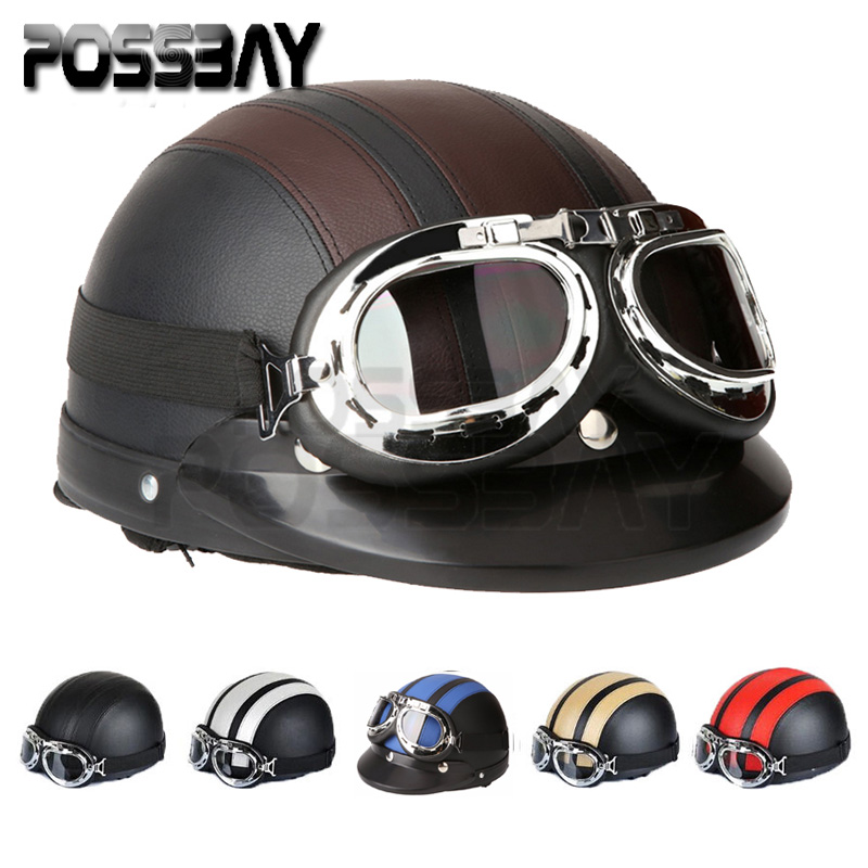 Online Get Cheap Cafe Racer Helmet Aliexpress Com Alibaba Group