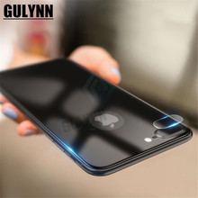 2PC 3D Camera Lens Protective Cover For iPhone 7 8 6S X Tempered Glass Film iphone Plus Screen Protector