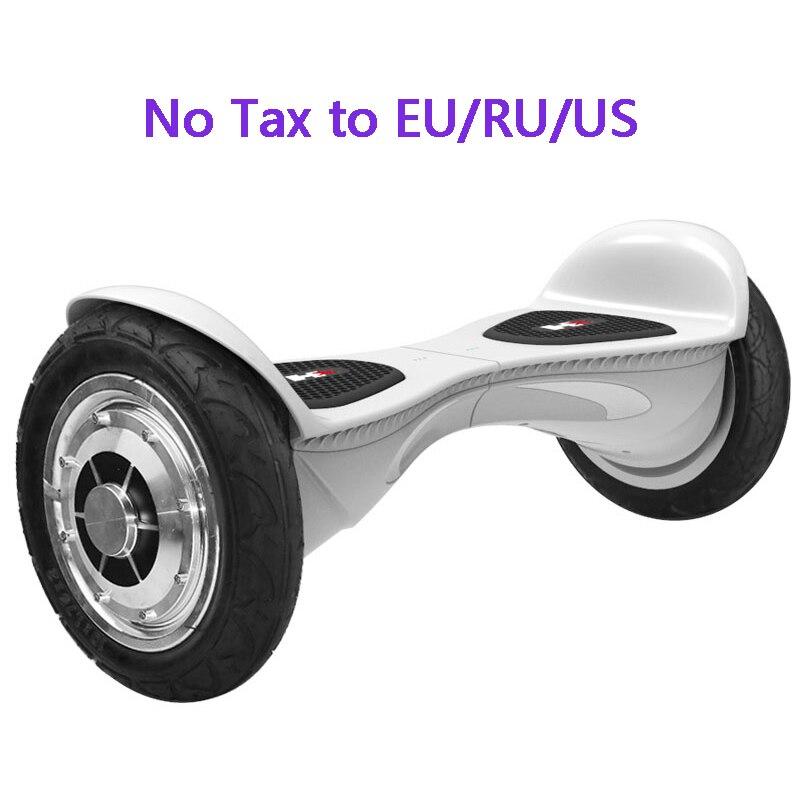 10inch hoverboard 2 wheels smart balance scooter hover. Black Bedroom Furniture Sets. Home Design Ideas