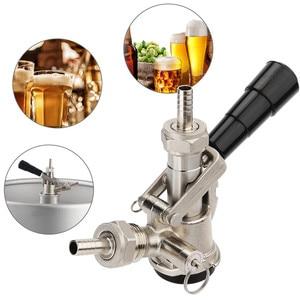 Image 5 - טיוטת בירה מצמד חבית בירה ברז Dispenser בית בישול בירה באיכות גבוהה ברז מחברים סוג G סוג S סוג D סוג מצמדים