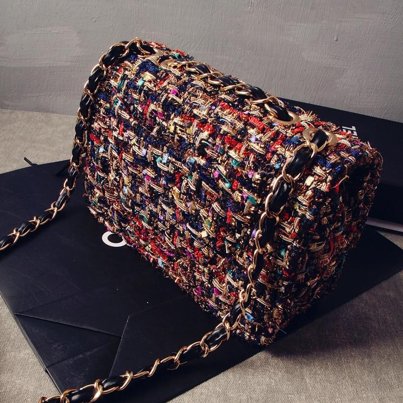 BESPLATNA DOSTAVA 2016 nova torba moderan vuneni zaključavanje mali - Torbe - Foto 2