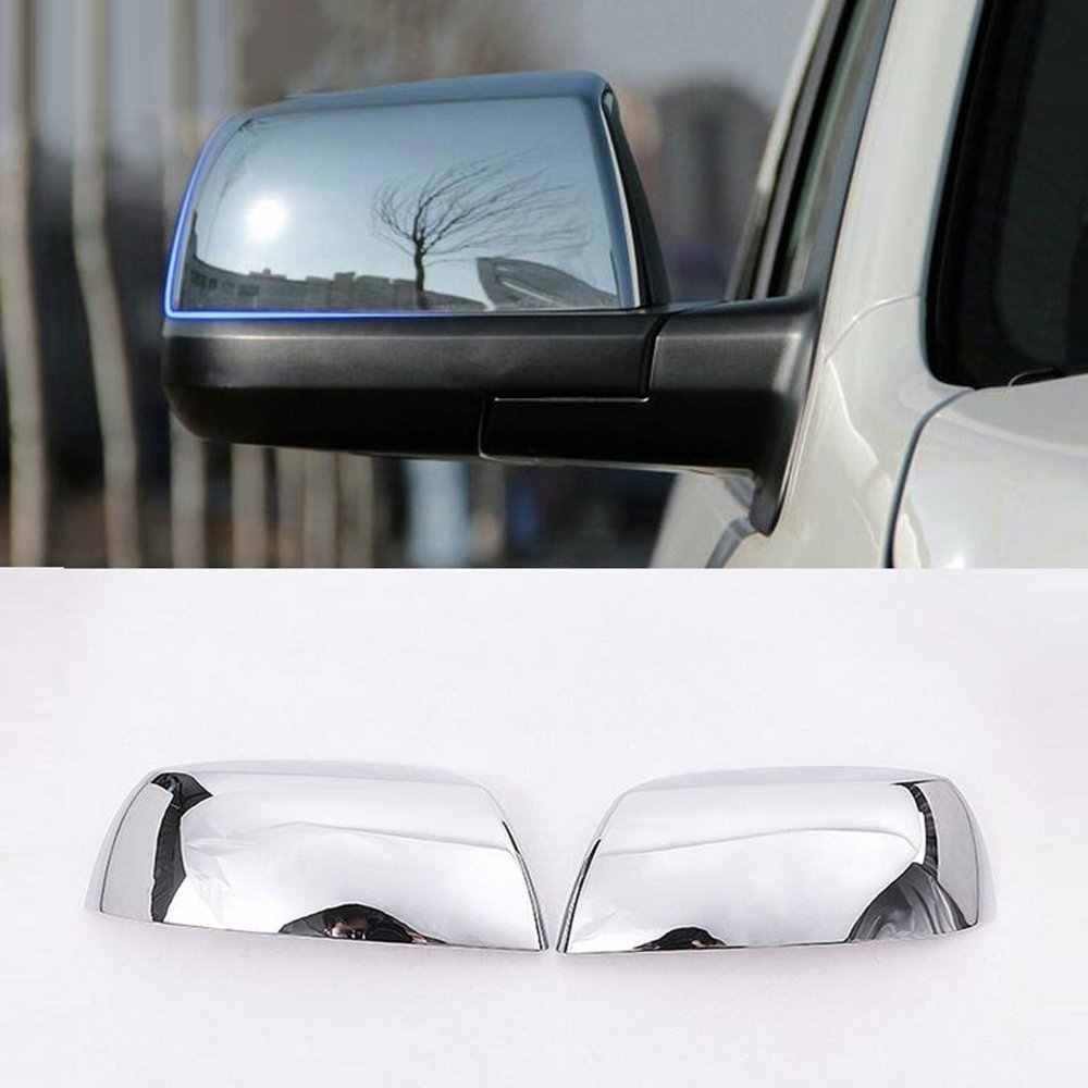 For 2007-2019 Toyota Tundra CrewMax /& Sequoia ABS Black Door Handle Covers Trim