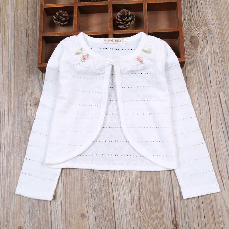 72cc015a31d1 Detail Feedback Questions about Girls Outerwear Children Cardigan ...