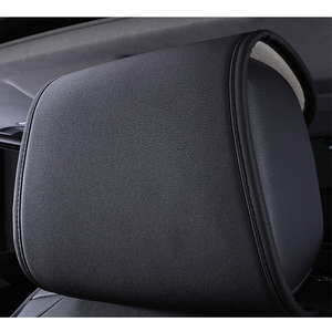 Image 3 - High quality PU Leather car seat covers fit volkswagen vw passat b5 b6 polo golf tiguan 5 6 7 jetta touran touareg sticker style