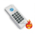 Handheld 125 KHz & 13.56 MHZ Duplicador Copiadora RFID NFC Leitor Programador + 10 Pcs Tags Regraváveis Keyfobs dupla freqüência