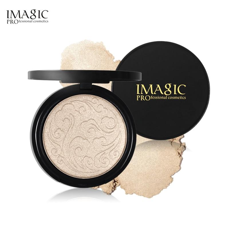 IMAGIC Highlighter Pulver Professional Makeup Bronzer Maquillage Pulverbelysning Imagic Brightening Highlighter