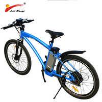 48V 500W Electric Bike Bicycle Mountain Ebike 48V 12ah Lithium Battery 26