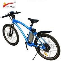 48V 500W Electrical Bike Bicycle Mountain Ebike 48V 12ah Lithium Battery 26″ 2.125 MTB e Bike Highly effective E-bike bicicleta electrica