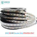 DC12V RGBW RGBWW 5050 SMD Led Strip light 60led/m 4 Colors in 1 Chip Waterproof  IP20/IP65/IP67 indoor lights decoration