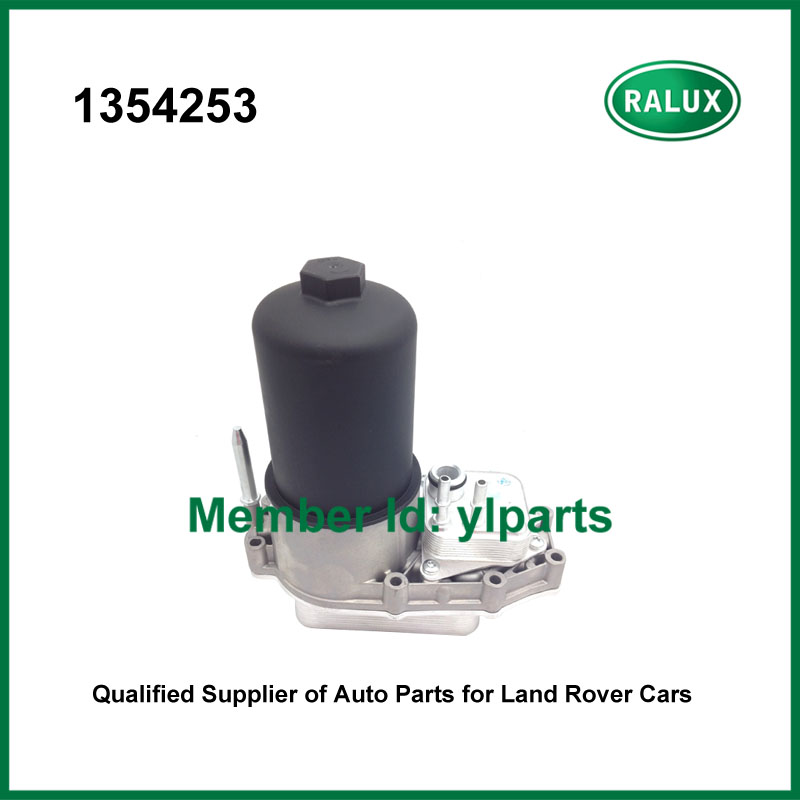 1354253 includes Oil Filter and oil cooler for Discovery 3 2005-2009 Discovery 4 2010- Range Rover Sport 2005-2009 engine parts велосипед merida ride disc adventure cf 2017