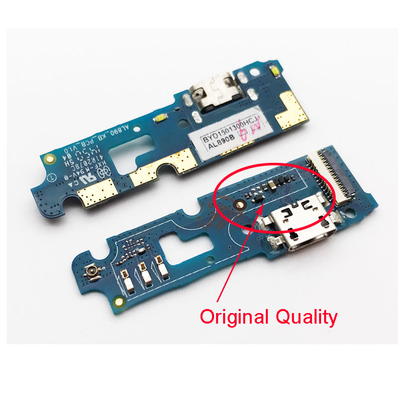 New For Lenovo P70 USB Charging Dock Port Charger Connector Plug Board Flex Ribbon Cable Repair Parts