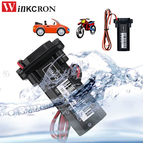 Gps-Tracker Vehicle-Tracking-Device Battery Motorcycle Mini Waterproof Car with IP68