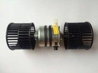 Auto A/C Blower Motor for Komatsu Kobelco Excavator double blower unit 24V AN51500 10770 AN5150010770
