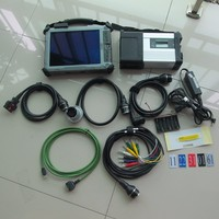 Mb Star Diagnostic Tool Sd C5 With Ssd Newest Software 2016 Super With Laptop Xplore Ix104