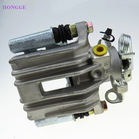 HONGGE Left Rear Brake Branch Caliper Pump For Seat Leon Toledo II VW Bora Golf MK4 TT A3 8N0 615 423A 1J0615423B 1J0 615 423B