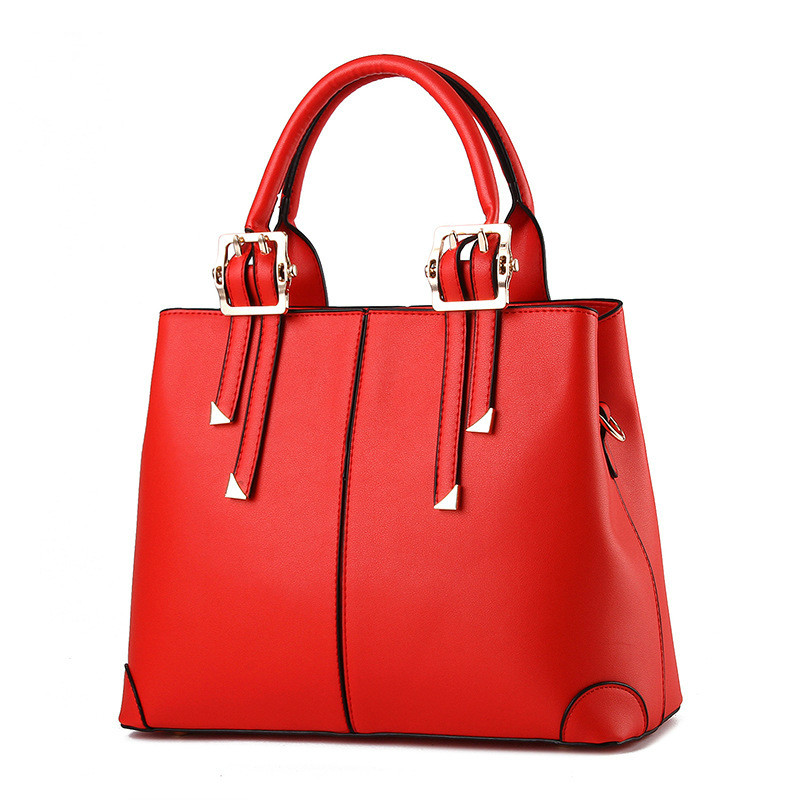 2017 Women Leather Handbags Hot Medium Shoulder Bags Luxury Women Messenger Bag Famous Brands Female Tote Women Handbag Bolsa sgarr fashion pu leather casual tote bag famous brands small women embroidery handbag shoulder bags luxury female crossbody bag