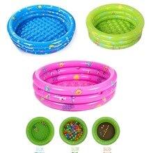 shipping.3 кольца Мирового океана надувной детский бассейн, круглая форма бассейн(завышенные диаметром 80/94/116/146 см