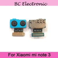 Double Dual Back Camera Rear Big Back Camera Module For Xiaomi Mi Note 3 Note3
