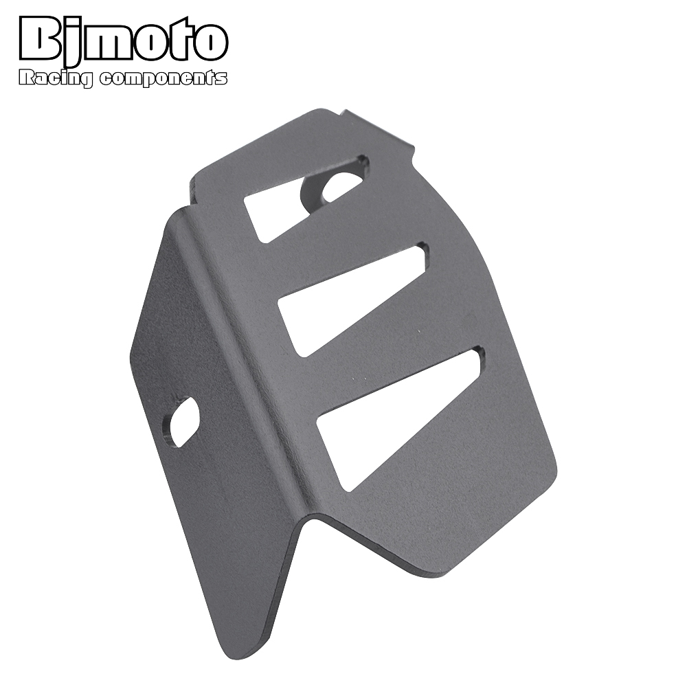 BJMOTO Motocross Exhaust Flap Guard Cover Protector Motorcycle <font><b>Accessories</b></font> For <font><b>BMW</b></font> <font><b>R1200GS</b></font> <font><b>LC</b></font>/<font><b>ADV</b></font> 2014-2017 R 1200R <font><b>LC</b></font> 2015-2017 image