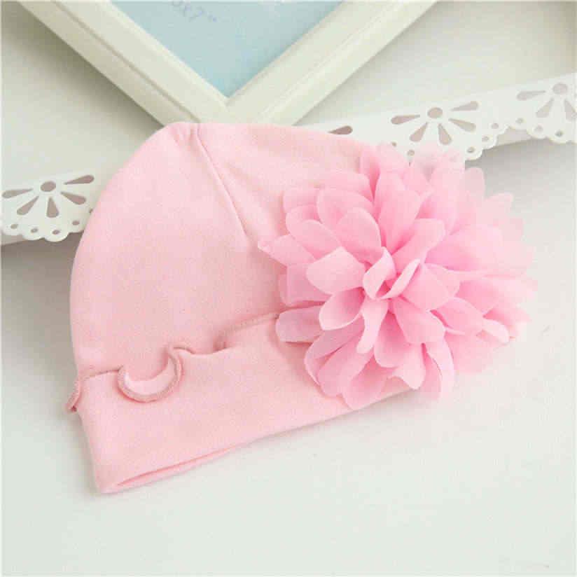 Kenka Baby Beanie Infant Newborn Baby Girls Infant Toddler Flower Hat Cotton Soft Hat Cute Baby Cap Fashion Cool Hat AP303