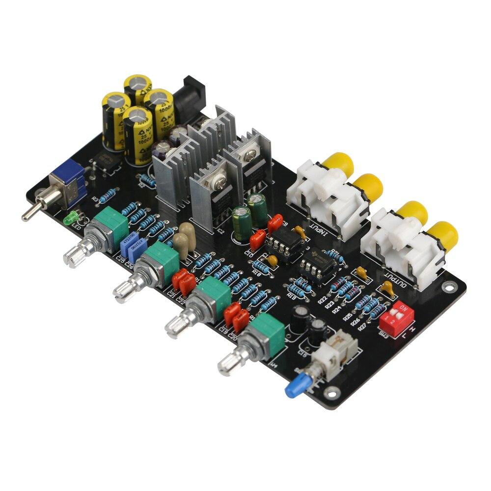 Ghxamp Preamplifier Tone Audio Ne5532 Tuning Board Hifi Preamp Baord Hi Fi Bass Treble Circuit Brand New Motherboard Main Logical Bare For Iphone 6s Plus 55inch Pcb