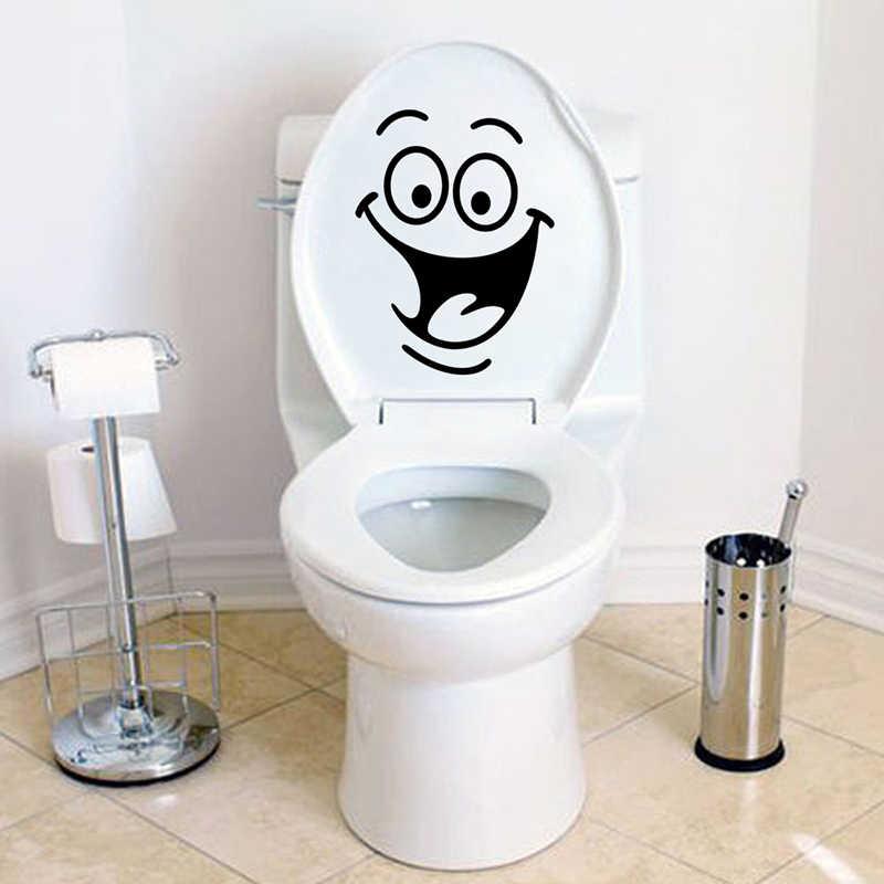 WC tuvalet Giriş Işareti Kapı Çıkartmalar şemsiye kurutucu Ev Dekorasyon Yaratıcı Desen Duvar Diy Komik Vinil Duvar Sanatı Çıkartmaları