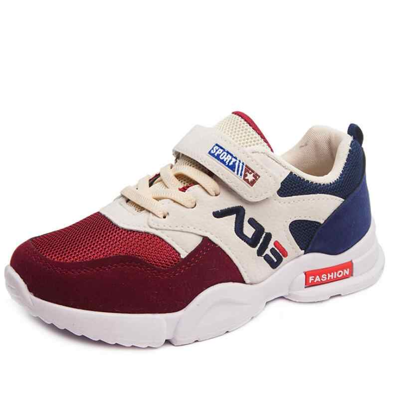 32dd75f1812 SKHEK Boys Girls Fashion Brand Sneakers Children Shoes School Sport  Trainers Baby Toddler Little Big Kid Casual Stylish Shoes