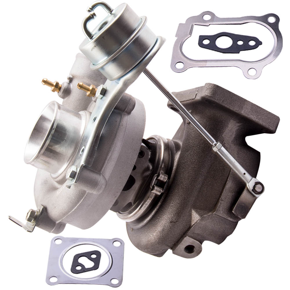 US $170 1 19% OFF Turbocharger 17201 17030 for Toyota Landcruiser 4 2L 1HD  FTE 02 03 Turbo Charger 17201 17010 Turbine Balanced Engine Compressor-in