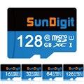 SunDigit Class10 Micro SD Карты Памяти 16 Г 32 Г 64 Г 128 ГБ MicroSD карты UHS SDHC SDXC UHS-I 32 ГБ 64 ГБ C10 TF Trans Flash карты