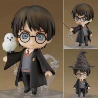 Harry Potter Figure Nendoroid 999 Cute Action Figures Model Toys