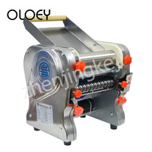 Pasta Machine Electric Roll Surface Small Automatic Cutting Stainless Steel Multifunction Fine Noodles