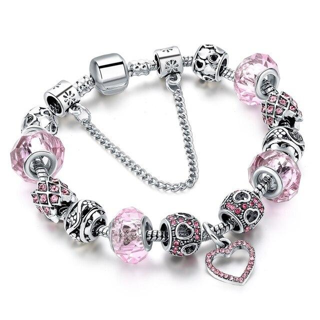 Фото chicvie самодельные подвесные браслеты и браслеты для женщин цена