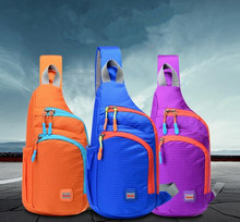 City Jogging Bag Waterproof Colorful Lightweight Backpack Outdoor Travel Hiking Camping Travel Climbing Fitness Sport Mini Bags